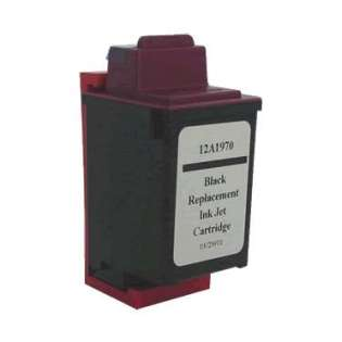Remanufactured Lexmark 12A1970 / #70 ink cartridge - black