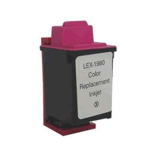 Remanufactured Lexmark 12A1980 / #80 ink cartridge - color