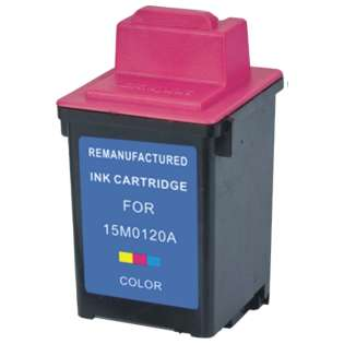 Remanufactured Lexmark 15M0120 / #20 ink cartridge - color