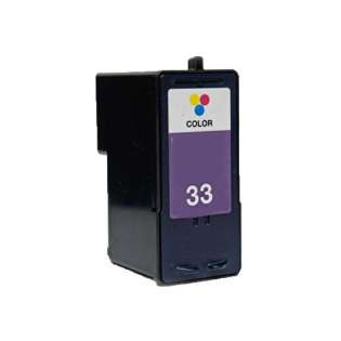 Remanufactured Lexmark 18C0033 / #33 ink cartridge - color