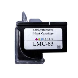 Remanufactured Lexmark 18L0042 / #83 ink cartridge - color