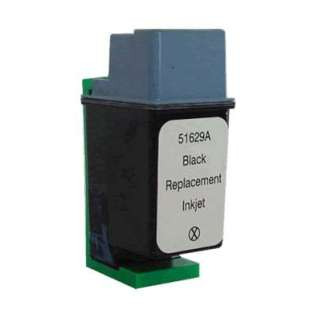 Remanufactured HP 29, 51629A ink cartridge, black