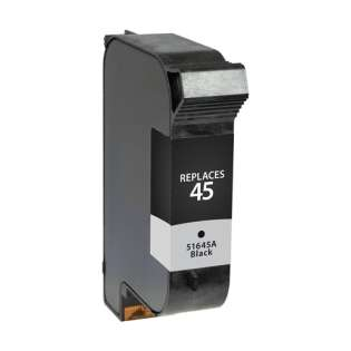 Remanufactured HP 51645A / 45 cartridge - black