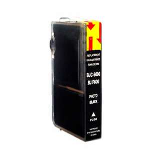 Compatible cartridge Canon BCI-3ePBk - photo black