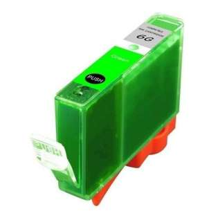 Compatible inkjet cartridge for Canon BCI-6G - green