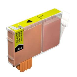 Compatible cartridge Canon BCI-6Y - yellow