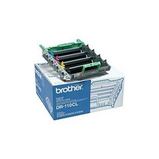 Brother DR110CL Genuine Original (OEM) toner drum, 17000 pages