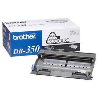 Brother DR350 Genuine Original (OEM) toner drum, 12000 pages