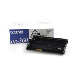 Brother DR360 Genuine Original (OEM) toner drum, 12000 pages