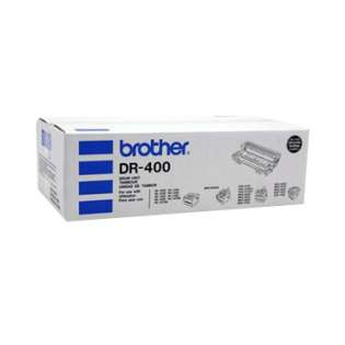 Brother DR400 Genuine Original (OEM) toner drum, 20000 pages