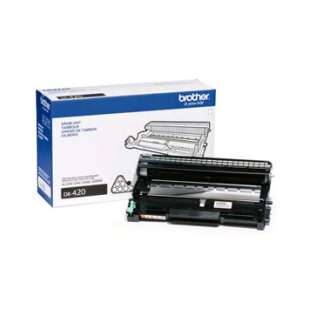 Brother DR420 Genuine Original (OEM) toner drum, 12000 pages