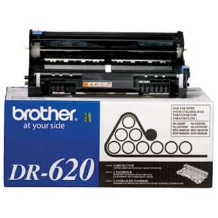 Brother DR620 Genuine Original (OEM) toner drum, 20000 pages