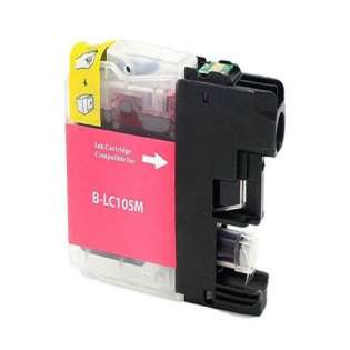 Compatible inkjet cartridge for Brother LC103M / LC101M - magenta, 600 pages
