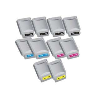 Compatible Multipack for Brother LC25 - 10 pack