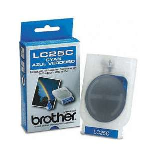 OEM Brother LC25C cartridge - cyan