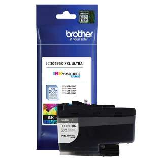 Original Brother LC3039BK printer ink cartridge - ultra high yield black