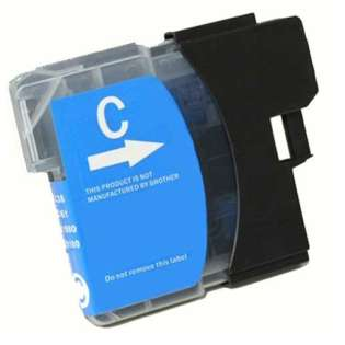 Compatible cartridge for Brother LC61C - cyan