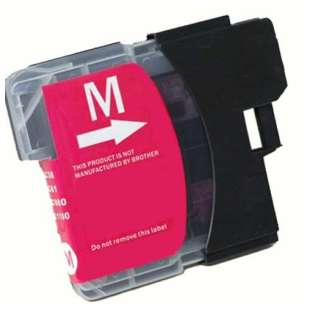 Compatible cartridge for Brother LC61M - magenta