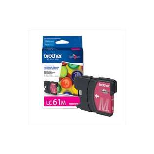 Brother LC61M original ink cartridge, magenta