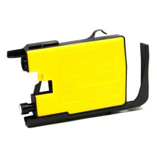 Compatible cartridge Brother LC75Y - yellow