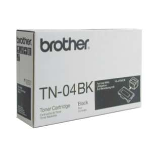 OEM Brother TN04BK cartridge - black
