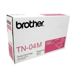OEM Brother TN04M cartridge - magenta