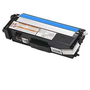 Compatible Brother TN315C toner cartridge, 3500 pages, high capacity yield, cyan