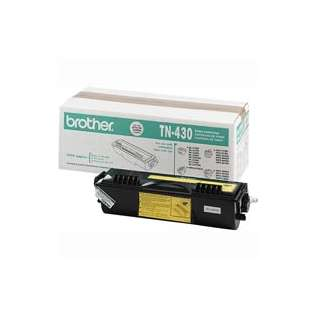 Brother TN430 Genuine Original (OEM) laser toner cartridge, 3000 pages, black