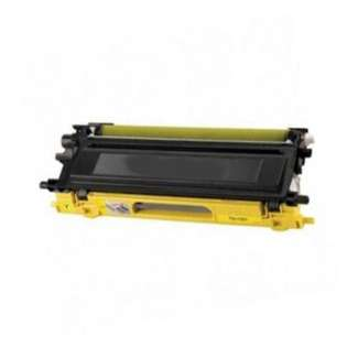 Compatible Brother TN110Y toner cartridge - yellow