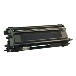 Compatible Brother TN115BK toner cartridge, 5000 pages, high capacity yield, black