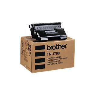 OEM (genuine original) Brother TN1700 toner cartridge - high capacity black
