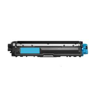 Compatible Brother TN221C toner cartridge, 1400 pages, cyan