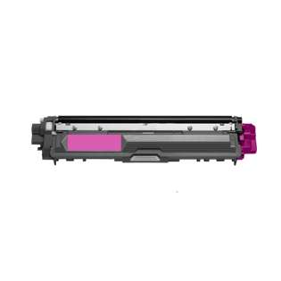 Compatible Brother TN221M toner cartridge, 1400 pages, magenta
