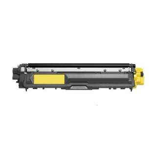Compatible Brother TN221Y toner cartridge, 1400 pages, yellow