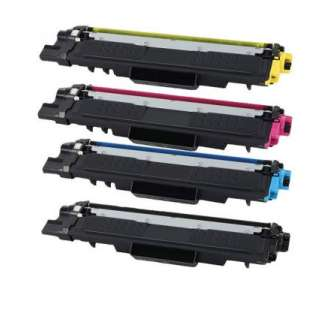 Compatible 499 inks brand Brother TN227 toner cartridges - WITH CHIP - 4-pack
