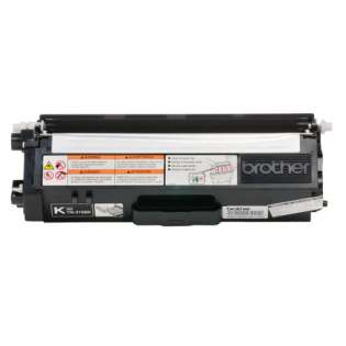 Brother TN310BK Genuine Original (OEM) laser toner cartridge, 2500 pages, black