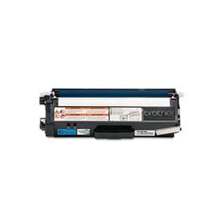 Brother TN310C Genuine Original (OEM) laser toner cartridge, 1500 pages, cyan
