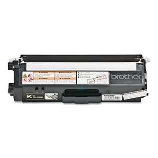 Brother TN315BK Genuine Original (OEM) laser toner cartridge, 6000 pages, high capacity yield, black