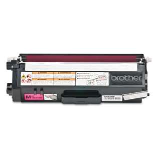 Brother TN315M Genuine Original (OEM) laser toner cartridge, 3500 pages, high capacity yield, magenta