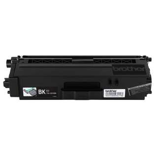Brother TN331BK Genuine Original (OEM) laser toner cartridge, 2500 pages, black