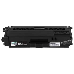 Brother TN336BK Genuine Original (OEM) laser toner cartridge, 4000 pages, high capacity yield, black