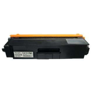 Compatible Brother TN339BK toner cartridge, 6000 pages, high yield, black