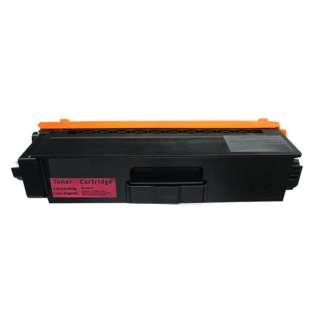 Compatible Brother TN339M toner cartridge, 6000 pages, high yield, magenta