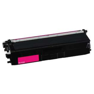Compatible Brother TN433M toner cartridge - high capacity magenta