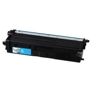 Compatible Brother TN439C toner cartridge - ultra high capacity yield cyan