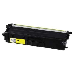 Compatible Brother TN439Y toner cartridge - ultra high capacity yield yellow