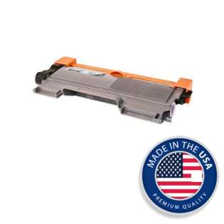 Premium replacement for Brother TN450 toner cartridge, 2600 pages, black, made in USA by Xerox