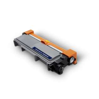Compatible Brother TN660 toner cartridges - jumbo capacity black