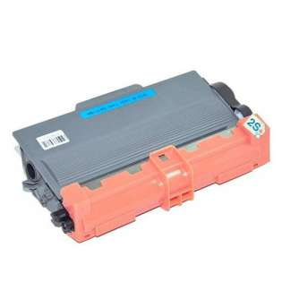 Compatible Brother TN750 toner cartridge, 8000 pages, high yield, black
