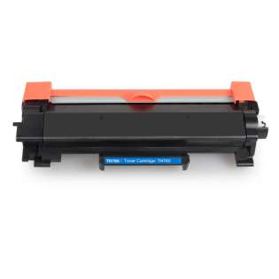 499inks Brand Compatible for Brother TN760 toner cartridges - WITH CHIP - high capacity black